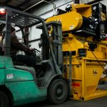 400 Series Industrial Vacuum Rental - Portability