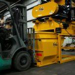 400 Series Industrial Vacuum Portability