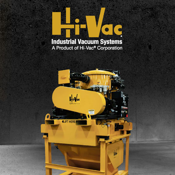 Cover Image for Hi-Vac Industrial Product Literature