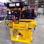 300 Series Industrial Vacuum front