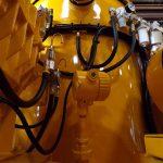 800 Series Industrial Vacuum Detail