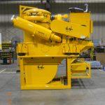 800 Series Industrial Vacuum Side