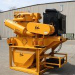 800 Series Industrial Vacuum Unit